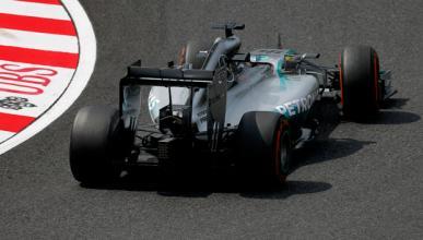 Fórmula 1: Libres 2 GP Japón 2014. Hamilton da la réplica