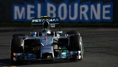 Fórmula 1: Libres 3 GP Australia 2014. Rosberg fue el mejor
