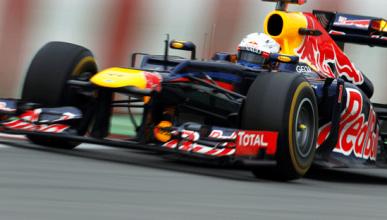 Fórmula 1: Libres 3 GP Canadá 2012. Vettel lidera por poco
