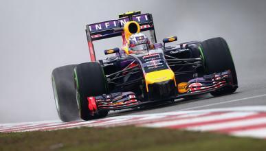 Fórmula 1: Libres 3 GP China 2014. Ricciardo lidera