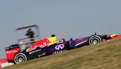 Fórmula 1: Libres 3 GP EEUU 2013. Vettel no cede