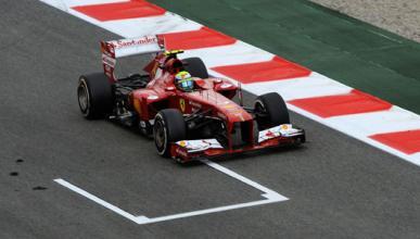 Fórmula 1: Libres 3 GP España 2013. Massa da la sorpresa