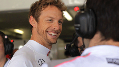 Fórmula 1: Libres 3 GP Europa 2012. Button espabila