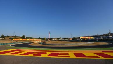 Fórmula 1: Neumáticos del GP Hungría 2014