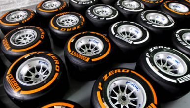 Fórmula 1: Neumáticos del GP Italia 2014