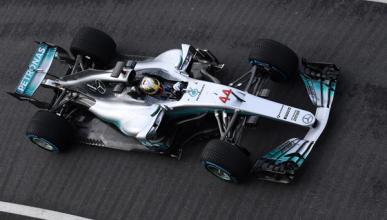 Fórmula 1. Nuevo Mercedes W08, a la defensa del título