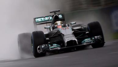 Fórmula 1: Parrilla GP Australia 2014. Última hora