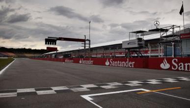 Fórmula 1: Parrilla de salida GP Alemania 2014