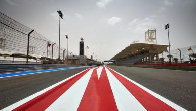 Fórmula 1: Parrilla de salida GP Bahrein 2014
