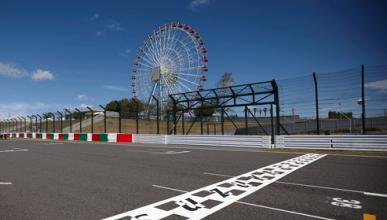 Fórmula 1: Parrilla de salida GP Japón 2014