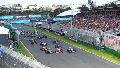 Fórmula 1. Previo GP Australia 2017: ¡empieza la acción!