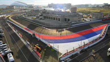 Fórmula 1: Previo GP Rusia 2014. Nuevo reto
