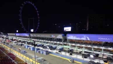 Fórmula 1: Previo GP Singapur 2014. Alta tensión