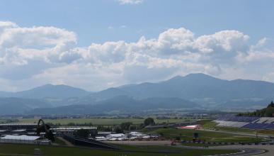 Fórmula 1: Previsión del tiempo para el GP Austria 2014
