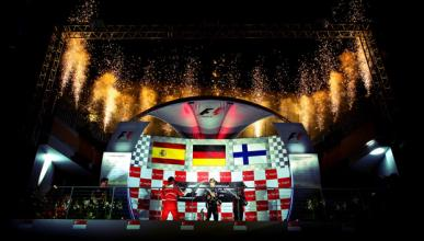 Fórmula 1: Récords GP Singapur 2014