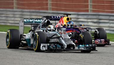 Fórmula 1: Resumen GP Bahrein 2014. Victoria de Hamilton