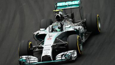 Fórmula 1: Resumen GP Brasil 2014. Gana Rosberg