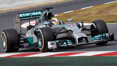 Fórmula 1: Resumen del GP España 2014. Ganó Hamilton