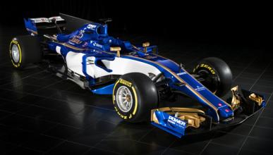 Fórmula 1. Sauber desvela el nuevo C36 para 2017