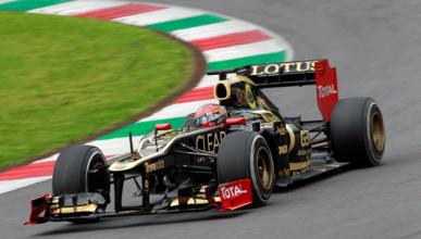 Fórmula 1: Tests Mugello día 3. Grosjean el más rápido