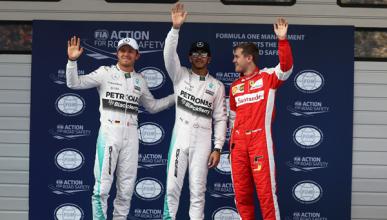 Fórmula 1.Clasificación GP China 2015: Hamilton, imparable
