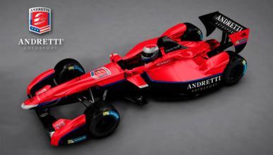 Formula E - 2014 - Andretti