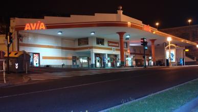 Gasolinera Avia
