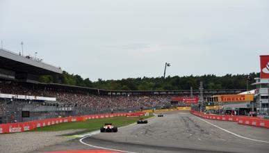 El GP de Alemania de F1 no se celebrará en 2017