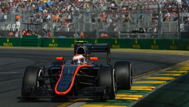 GP Australia 2015: un McLaren-Honda en meta