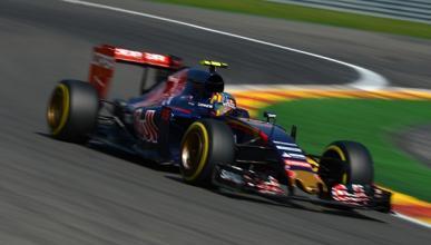 GP Bélgica 2015: Carlos Sainz saldrá décimo