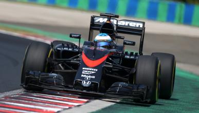 GP Bélgica 2015: McLaren-Honda trae mejoras en el motor