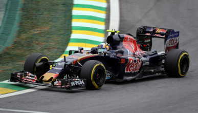 GP Brasil 2016: Carlos Sainz brilla bajo la lluvia