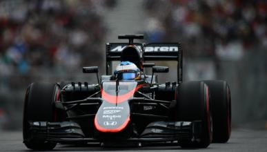 GP Canadá 2015: problemas en el motor de Fernando Alonso