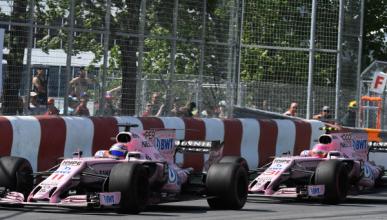 GP Canadá 2017: Esteban Ocon muestra su calidad en Montreal