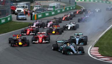 GP Canadá 2017: Hamilton domina de principio a fin
