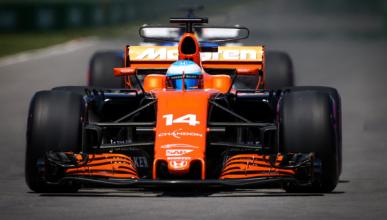 GP Canadá: Alonso exprime su McLaren para ser duodécimo