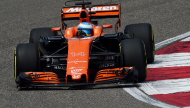 GP China: Fernando Alonso sigue siendo víctima de McLaren