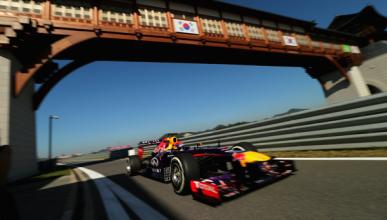 El GP Corea ya no aparece en el calendario de F1 2015