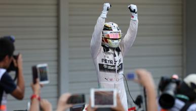 GP EEUU F1  2015: las opciones de Hamilton para ser campeón