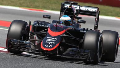 GP España 2015: Fernando Alonso abandona
