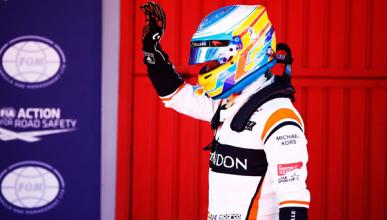 """GP España 2017, Alonso: """"lucharemos con uñas y dientes"""""""