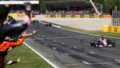 GP España 2017: Force India sorprende en el 'top 5'