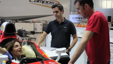 GP España 2017: Roberto Merhi correrá en Fórmula 2