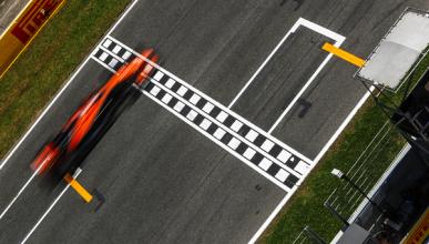 GP España: Fernando Alonso, 12 km/h más lento que Vettel