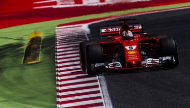GP España: Vettel, de cambiar motor a luchar por la 'pole'