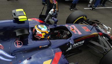GP Hungría: frustrante final para Carlos Sainz