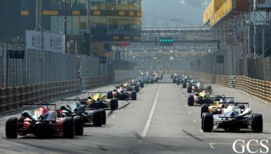 GP Macao F3 2013