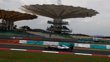 GP Malasia 2016, Libres 3: Hamilton marca el ritmo