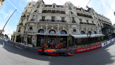 GP Mónaco 2016: Red Bull, seis décimas sobre Mercedes