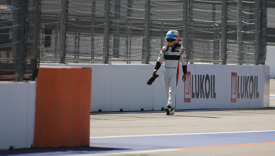 GP Rusia 2017: Alonso se retira antes de la carrera
